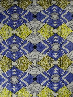 African print fabric