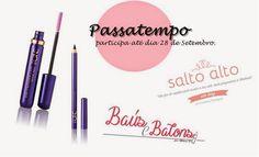 Diário de uma desempregada: passatempo SALTOS ALTOS & BAU E BATONS