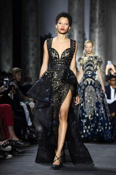 High Fugshion: Elie Saab at Haute Couture Week, Fall 2016 Elie Saab at Haute Couture Week: Fall/Winter 2016-2017 – Go Fug Yourself