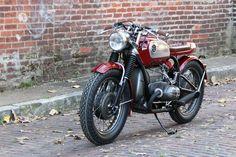 BMW R75/5 custom #BMW #BMWcustom #R75_7 #HGarage #classicbikes #vintagebikes #motorcycles