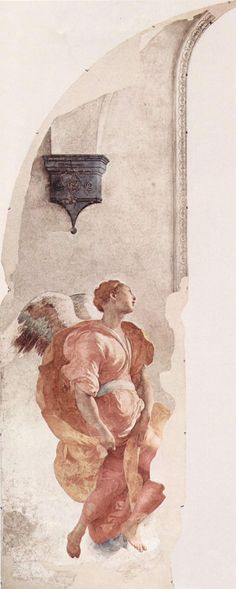 Jacopo Pontormo  - Annunciation (Pontormo)