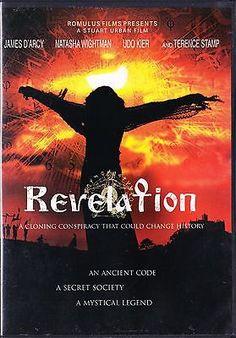 Revelation (DVD) An Ancient Code - A Secret Society - A Mystical Legend