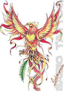 Phoenix Tattoos Phoenix Tattoo Flash Nightsqueen On Deviantart regarding sizing 900 X 1143 Bird Phoenix Tattoos - No appear sort of bird tattoo designs Future Tattoos, Love Tattoos, Body Art Tattoos, New Tattoos, Tattoo Drawings, Tatouage Delta, Aquarell Phönix Tattoo, Fenix Tattoos, Phoenix Art