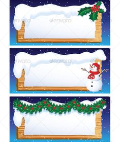 Realistic Graphic DOWNLOAD (.ai, .psd) :: http://hardcast.de/pinterest-itmid-1000120397i.html ... Christmas banner ...  blue, christmas, december, hat, holiday, ice, pine, season, snow, snowflake, snowman, tree, vector, winter, wood  ... Realistic Photo Graphic Print Obejct Business Web Elements Illustration Design Templates ... DOWNLOAD :: http://hardcast.de/pinterest-itmid-1000120397i.html