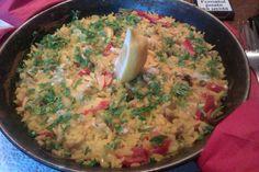 Best paella in my city :)
