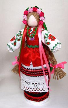 Motanka Ukrainian Dolls Folk Doll Motanka от UkrainianFolkDolls