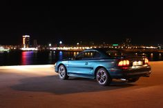 Ford Mustang GT 1996 SN95