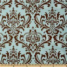 French Blue/Brown, Premier Prints