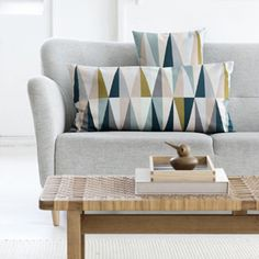 coussin spear ferm living #cushions #coussin