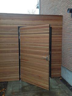 A van Spelde Hoveniers: Tuin poorten