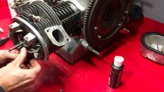 Lomax 223 Rebuild #16 2CV Engine Top End Reassembly Engine Block, Cylinder Head, Barrels, Engineering, Top, Technology, Crop Shirt, Shirts