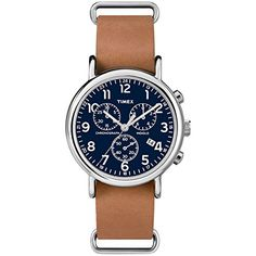 Timex Weekender Chronograph 40mm Watch – Watches for Boys