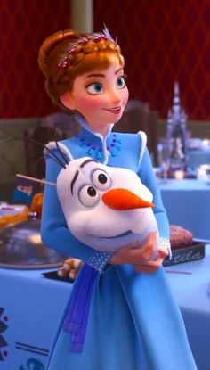 Anna Frozen, Olaf Frozen, Frozen Two, Disney Olaf, Anna Disney, Film Disney, Disney Girls, Disneyland Princess, Disney Princess Frozen