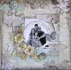 Together- Scrap That 2nd Anniversary Kit - Scrapbook.com