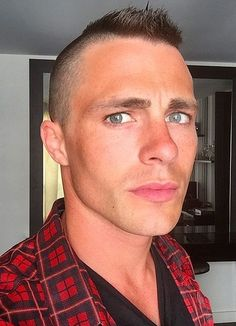Colton Haynes My Obsession Cool Mens Haircuts, Cool Hairstyles For Men, Mohawk Hairstyles, Colton Haynes Haircut, Classic Taper, Best Beard Styles, Trends, Men's Grooming, Male Face
