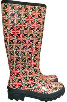 TORY BURCH RAIN BOOT