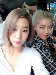 Wassup (Wa$$up) 와썹 - 다인 (DaIn) & 지애 (JiAe)