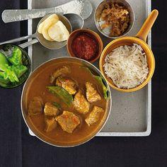ESSEN & TRINKEN - Curry Rendang Rezept