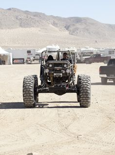 King Of the Hammers 2011 via TW+