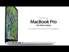 New MacBook Pro (Official Trailer)
