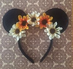 A personal favorite from my Etsy shop https://www.etsy.com/listing/251124150/disneyland-micky-mouse-ears-home-made