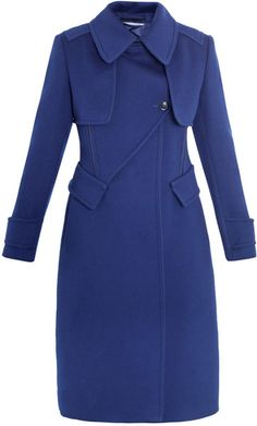 SPORTMAX Cleo Structured Trench Coat - the color