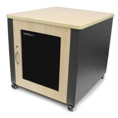 Startech Store It Equipment Discreetly In The Office, With A Sound-insulated And Stylish