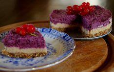 Gluten- & Lactosevrije 'Cheese' cake van cashewnoten en fruit  - Focus on Foodies