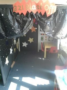 Space role play area
