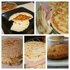 5 recetas de arepas venezolanas - Día Mundial de la Arepa :http://recetasabc.com/5-recetas-de-arepas-venezolanas/