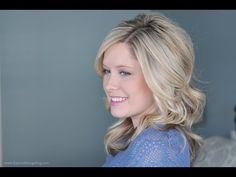 How to Create Soft Curls || The Small Things Blog