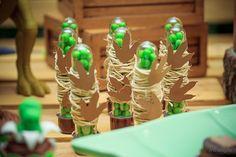 Festa tema Dinossauros | Macetes de Mãe