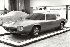 Pontiac Firebird Concept