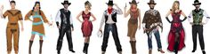 Wild West Adult Costumes