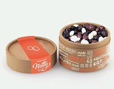 Nutty - Hazelnuts by Laura Martinet