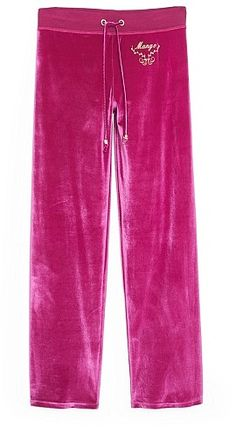 Womens magenta trousers from Mango - £29.99 at ClothingByColour.com