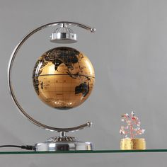 floating magnetic globe book - Google Search