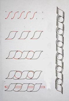 Hallo allemaal, Op deze pagina zullen we diverse Zentangle/ Doodle patroontjes verzamelen, ter inspiratie. Deze patroontjes zijn eerder op...