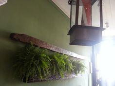 Detalhes do interior das residências