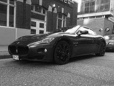 Looking for similar pins? Follow me! http://kohlsson.link/1W5N6ws | kevinohlsson.com Maserati GranTurismo [2915X2187][OC]