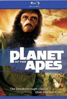 Planet of the Apes. The original. The ending scene? One of the very best in film.