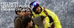 Check out Alpine Heliski owner Tim O'Leary in Salomon Freeski TV's Kashmir Dreams!