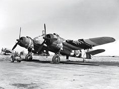 """The Bristol Type 156 Beaufighter, often referred to as simply the Beau, was a British long-range heavy fighter derivative of the Bristol Aeroplane Company's earlier Beaufort torpedo bomber design. The name Beaufighter is a portmanteau of """"Beaufort"""" and """"fighter""""."""