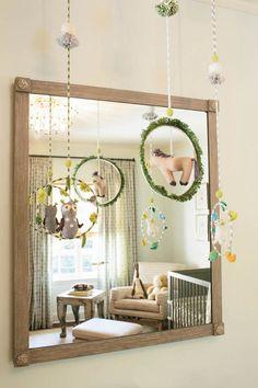 cute #nursery #vignette