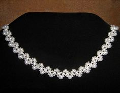 Free pattern for necklace Irvin Click on link to get pattern - http://beadsmagic.com/?p=4806