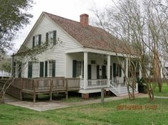 Vermilionville: one of the Acadian homes