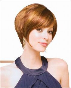 Graceful Free shipping Straight Short Lace Wigs