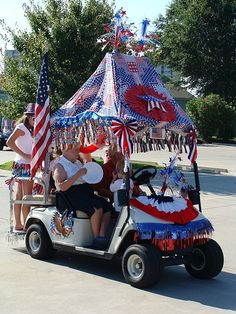 146 best GOLF CART DECORATING IDEAS images on Pinterest   Golf carts Old Lady Sding Golf Cart on