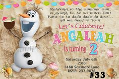 Hey, I found this really awesome Etsy listing at https://www.etsy.com/listing/189023185/disney-frozen-invitation-birthday-party