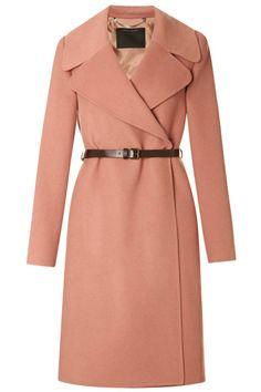 Marc Jacobs Double-Faced Cashmere Blend Coat, $1,800;